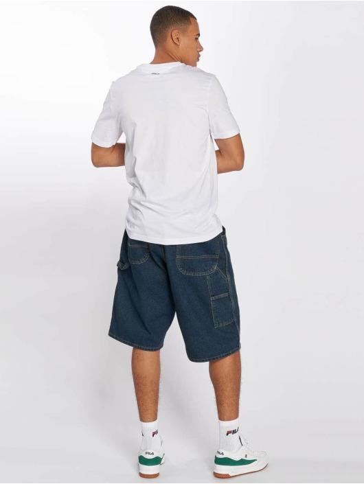 FILA T-Shirt Urban Line Unwind 2.0 Reg weiß