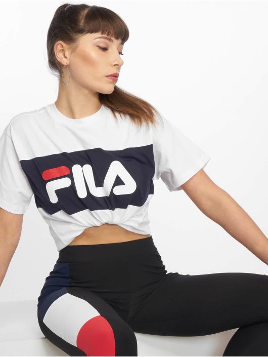 FILA T-Shirt Urban Line Allison weiß