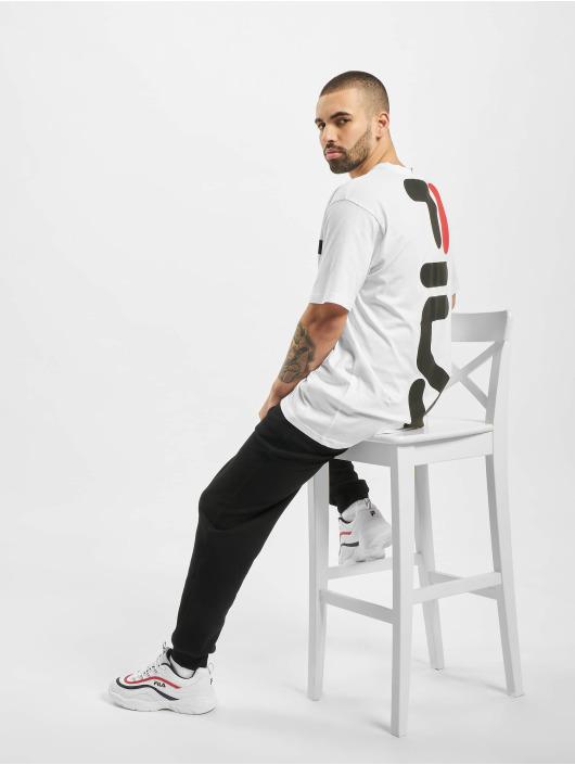 FILA T-Shirt Anatoli Dropped Shoulder weiß