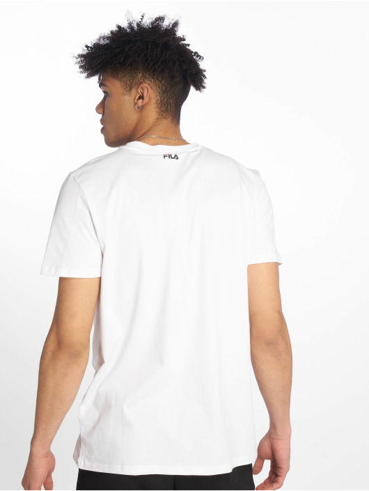FILA T-Shirt Urban Line Print Evan white