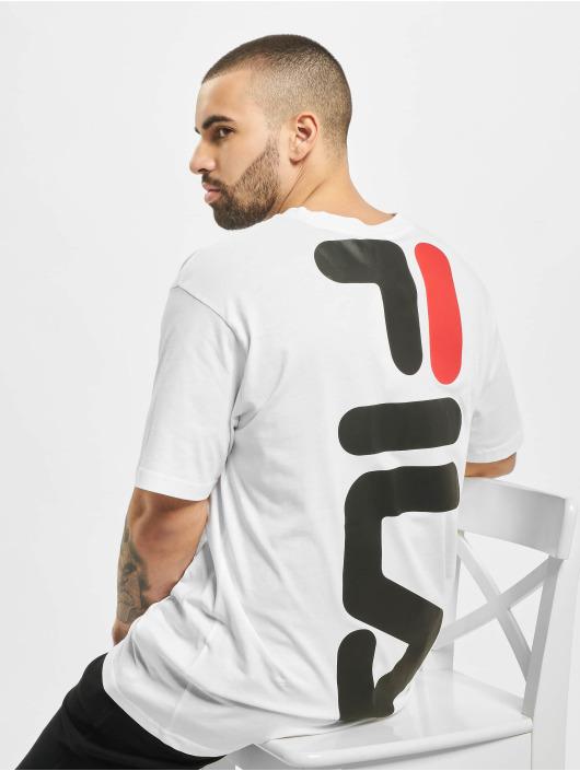 FILA T-Shirt Anatoli Dropped Shoulder white