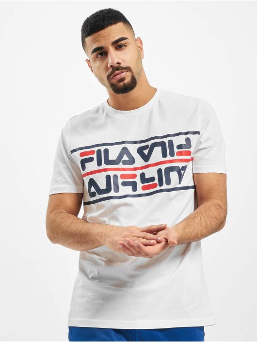FILA T-Shirt Salman white