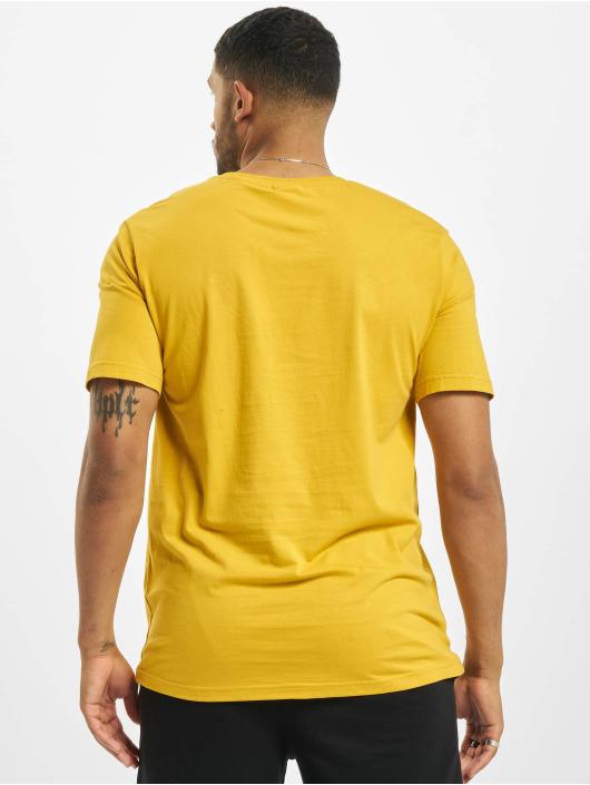 FILA T-Shirt Bianco Unwind yellow
