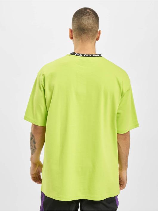 FILA T-shirts Urban Line Tamotsu Dropped Shoulder grøn