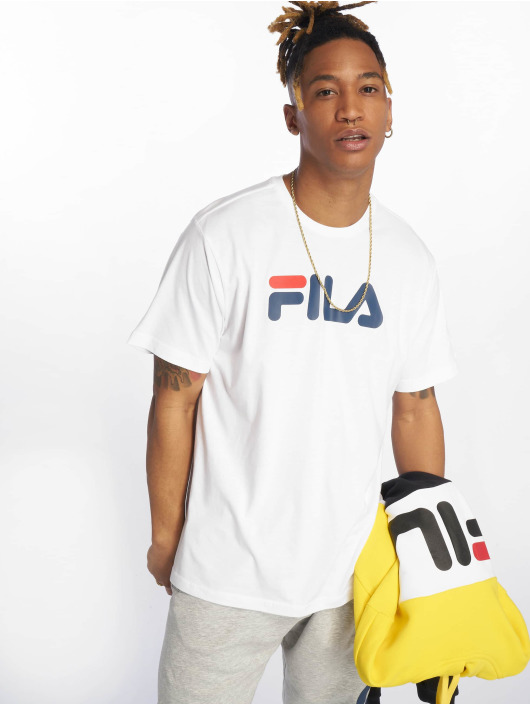 FILA T-Shirty Urban Line Pure bialy