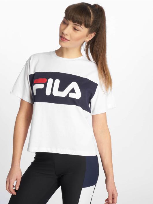FILA T-Shirty Urban Line Allison bialy