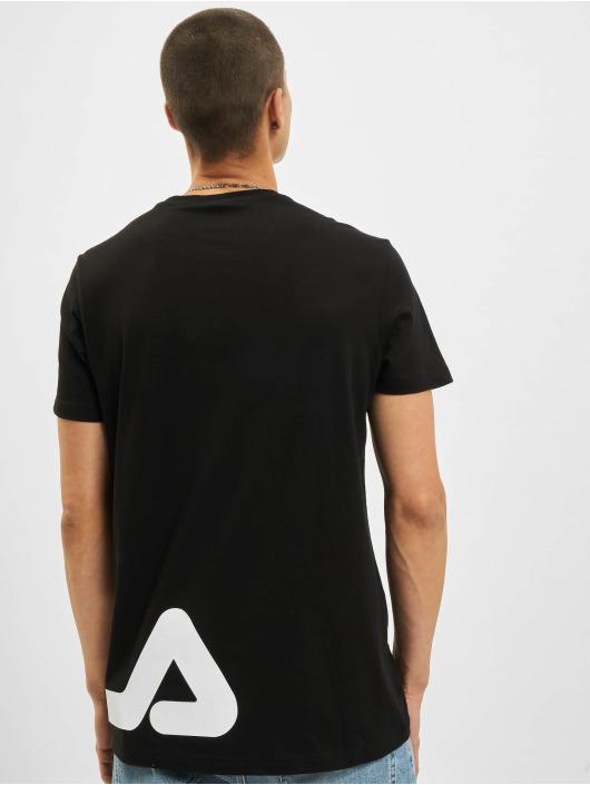FILA T-Shirty Urban Line czarny