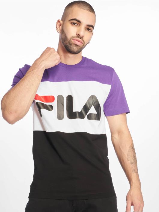 FILA T-Shirty Day czarny