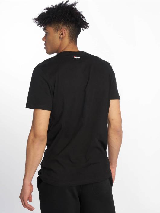 FILA T-Shirty Urban Line Print Evan czarny