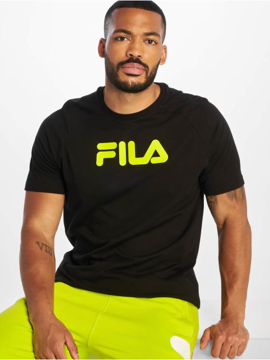 FILA T-Shirty Urban Line Gary Raglan czarny