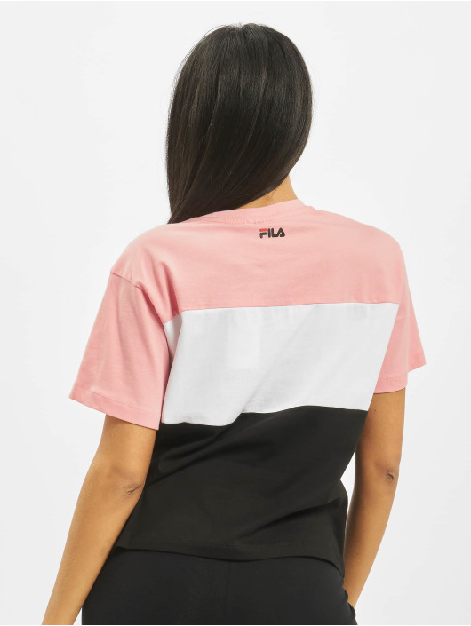 FILA T-Shirty Urban Line Allison czarny