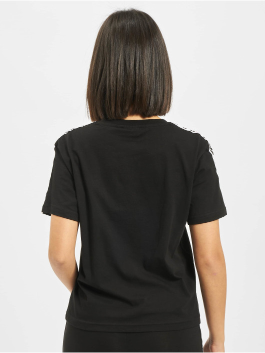 FILA T-Shirty Urban Line Adalmiina czarny