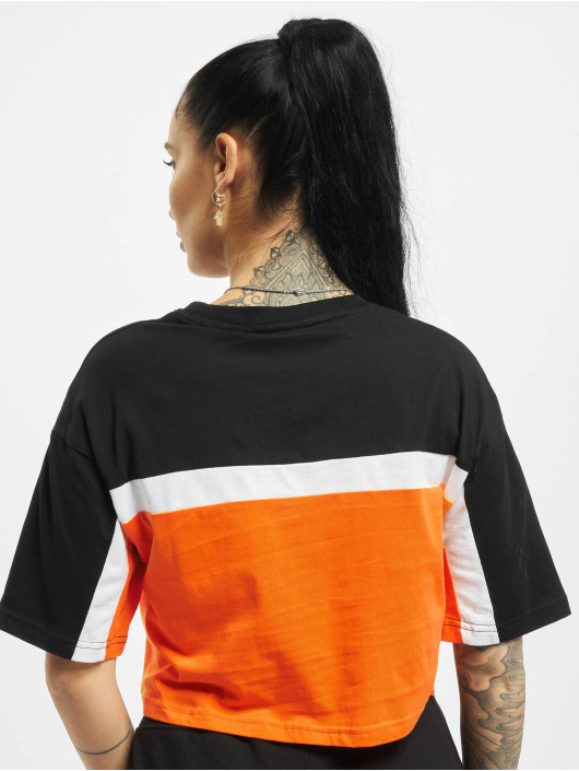 FILA T-Shirty Becky czarny