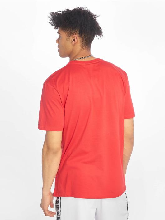 FILA T-Shirty Line Nolan czerwony