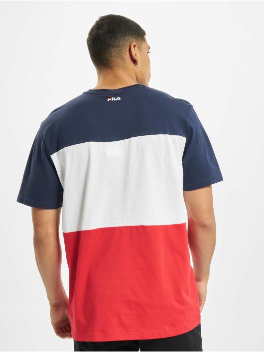FILA T-Shirty Day czerwony