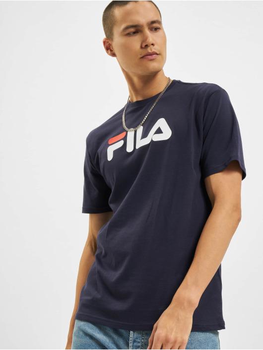 FILA T-Shirty Urban Line Pure niebieski