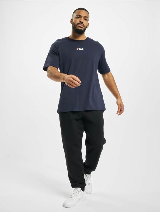 FILA T-Shirty Bender niebieski