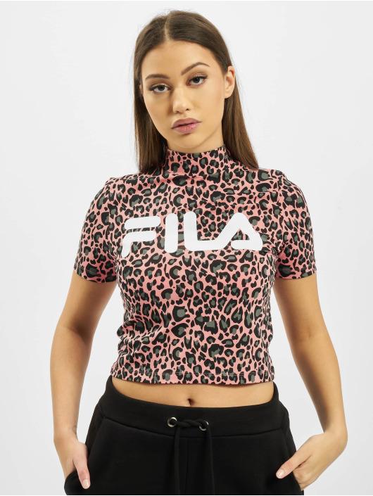 FILA T-Shirty Every Turtle rózowy