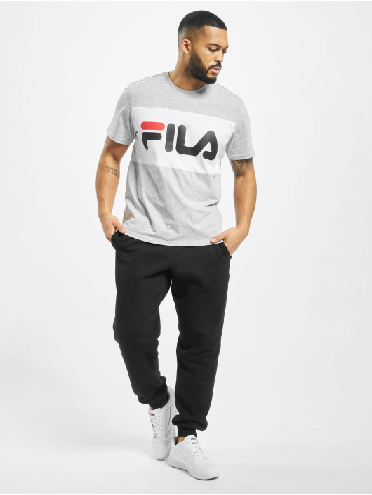 FILA T-Shirty Day szary