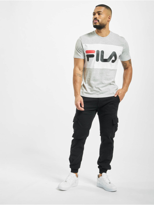 FILA T-Shirty Urban Line Day szary