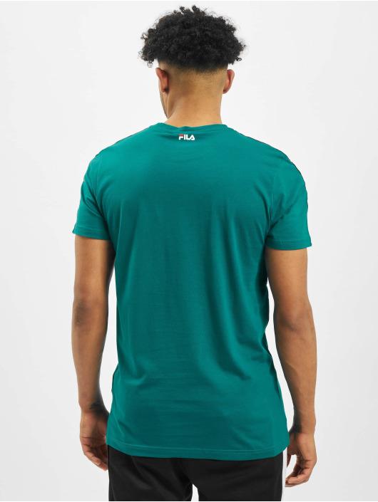 FILA T-Shirty Vainamo zielony