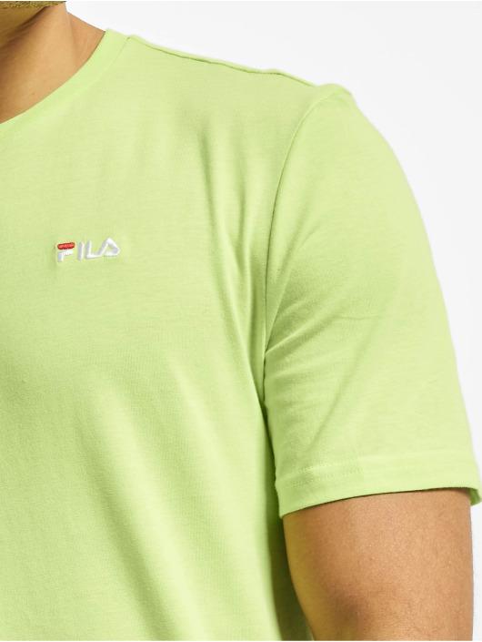 FILA T-Shirty Unwind zielony