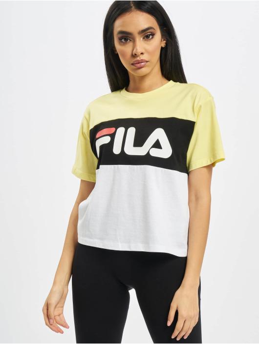 FILA T-Shirty Allison zielony