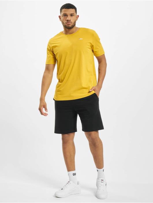 FILA T-Shirty Bianco Unwind zólty