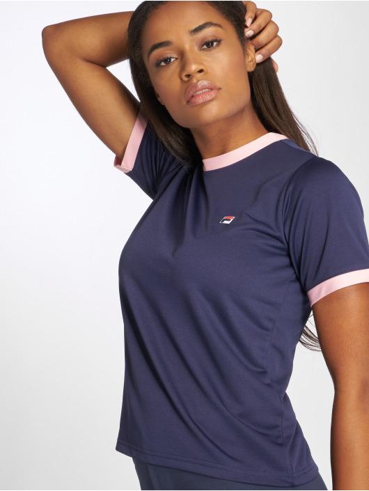 FILA T-skjorter Olivia blå