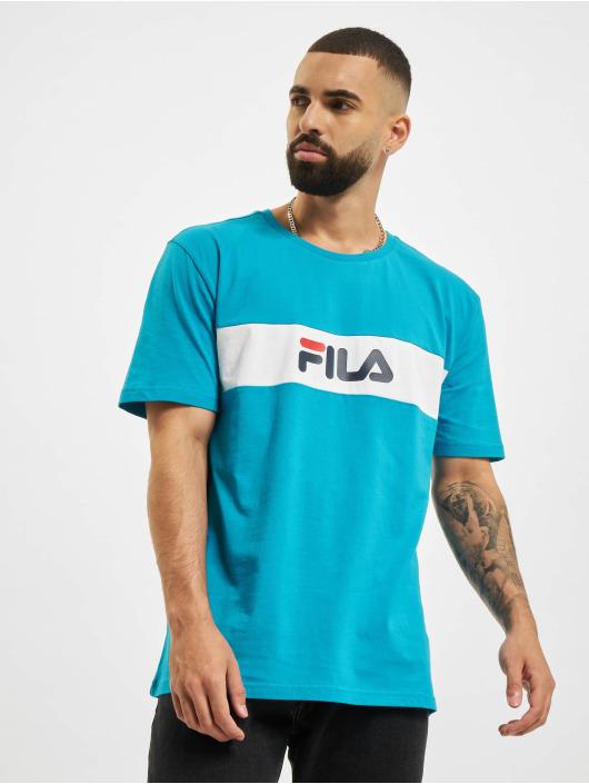 FILA T-skjorter Line Nolan blå