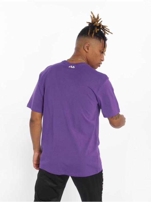 FILA T-skjorter Urban Line Pure lilla