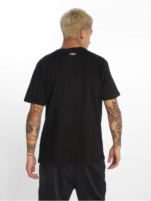 FILA T-skjorter Urban Line Pure svart