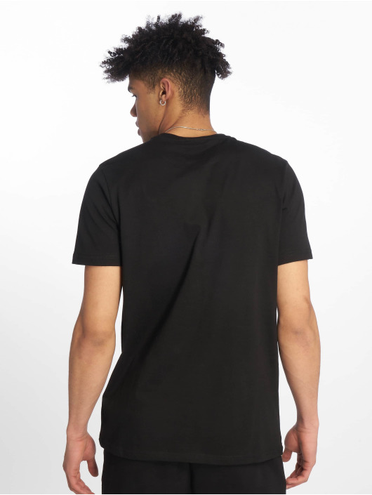 FILA T-skjorter Urban Line Seamusss svart