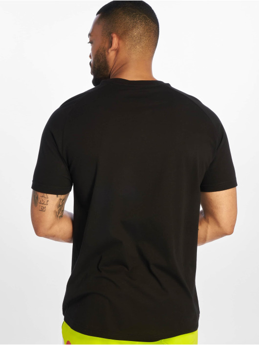 FILA T-skjorter Urban Line Gary Raglan svart
