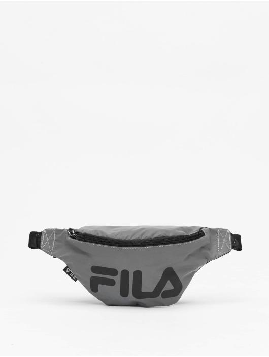 FILA Tasche Urban Line Slim Reflective silberfarben