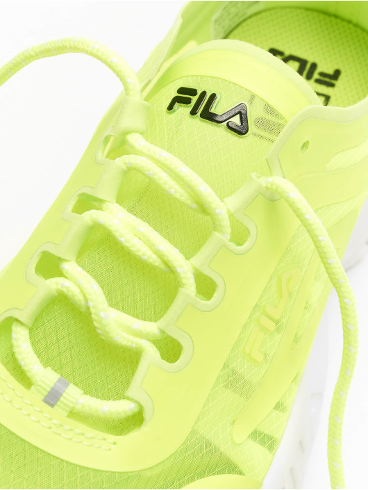 FILA Tennarit Heritage Disruptor Run vihreä