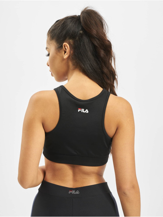 FILA Top Other Crop black