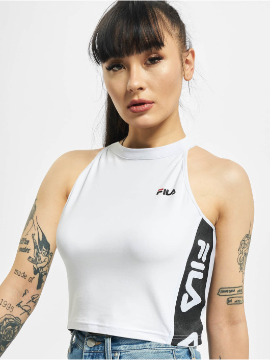 FILA Top Tama blanco