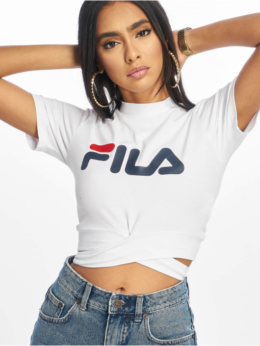 FILA Top Urban Line Roxy Belted white