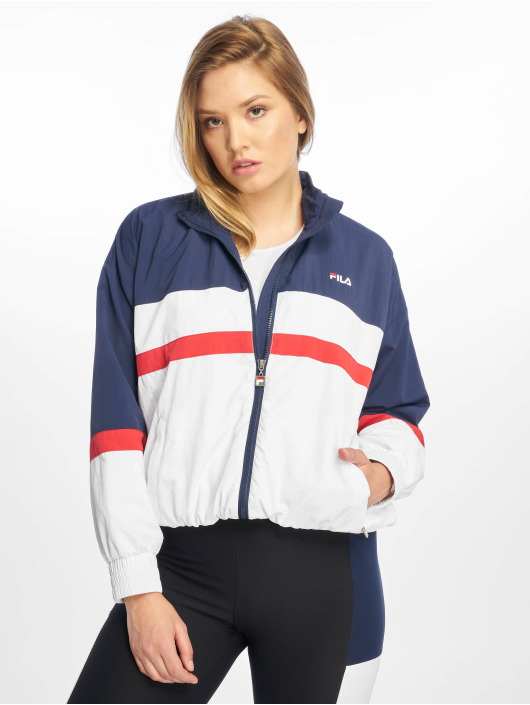 FILA Transitional Jackets Urban Line Kaya blå