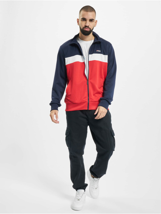 FILA Transitional Jackets Bianco Sanga blå