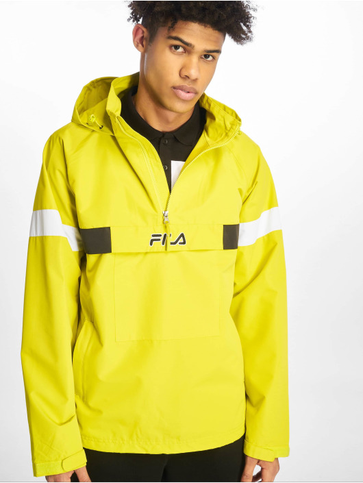 FILA Transitional Jackets Timmothy Woven gul