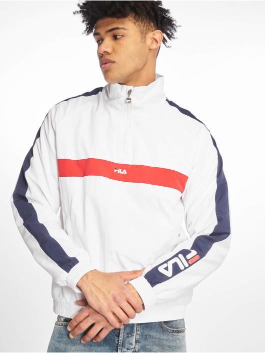 FILA Transitional Jackets Line Jona Woven Half-Zip hvit
