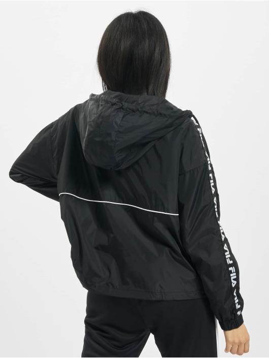 FILA Transitional Jackets Bianco Tattum Wind svart