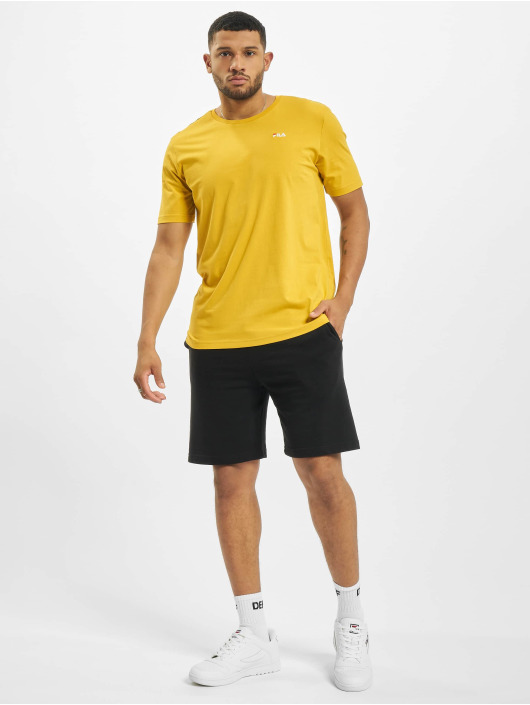 FILA Tričká Bianco Unwind žltá