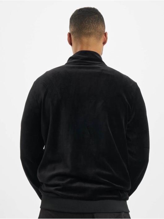 FILA Übergangsjacke Bianco Bob Velvet schwarz