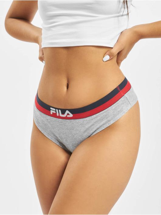FILA Underwear 2-Pack Urban gray