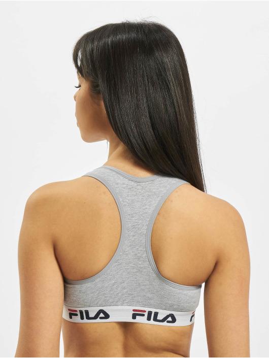 FILA Underwear Urban Bra grey