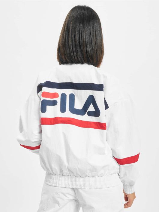 FILA Veste mi-saison légère Urban Line Kaya Wind blanc