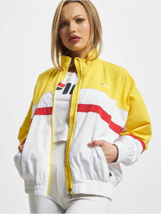 FILA Veste mi-saison légère Kaya jaune